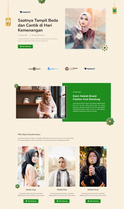 500 Template Ramadhan dan Idul Fitri - SimpelDigital.com